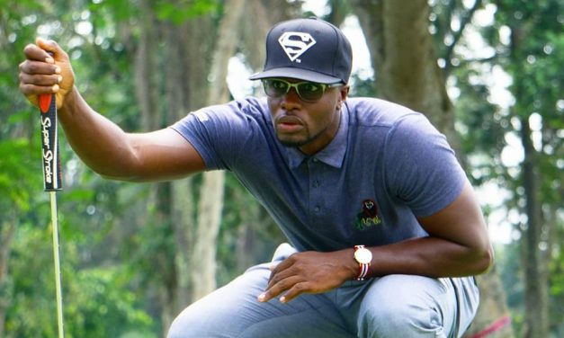 Golf West Africa – Player Profile