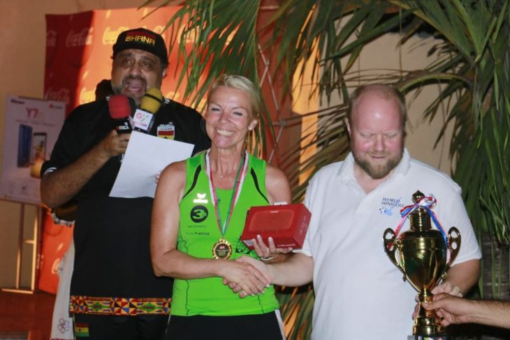Alice Kobisch claims crucial Coca-Cola Knockout win