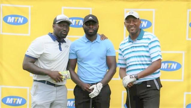Yaw Afriyie rallied Men Group B to win MTN CEO Invitational