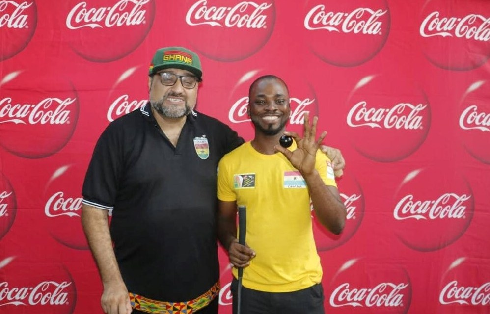 Kelvin Boateng in happy ending at Open African Championship