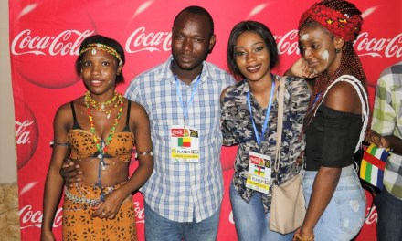 Launch of Open African MiniGolf Championships lit with sensational pictures