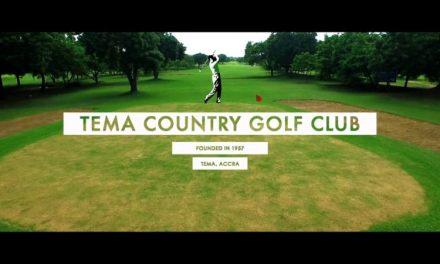Ghana Open returns to Tema Country Golf Club
