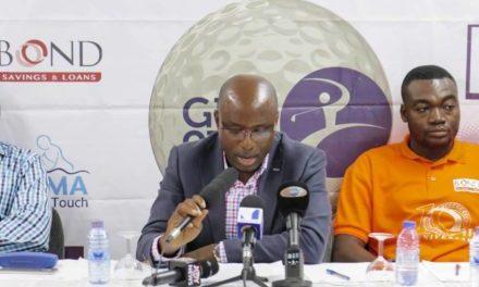 GEC Open Golf Tournament returns to Ghana