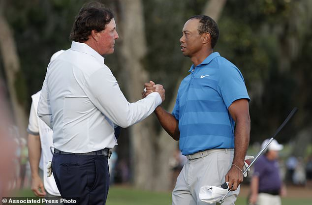 $10-million showdown between Tiger Woods and Phil Mickelson set for Thanksgiving weekend