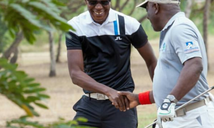Video: Golf can do wonders for your career – Amoafo-Yeboah