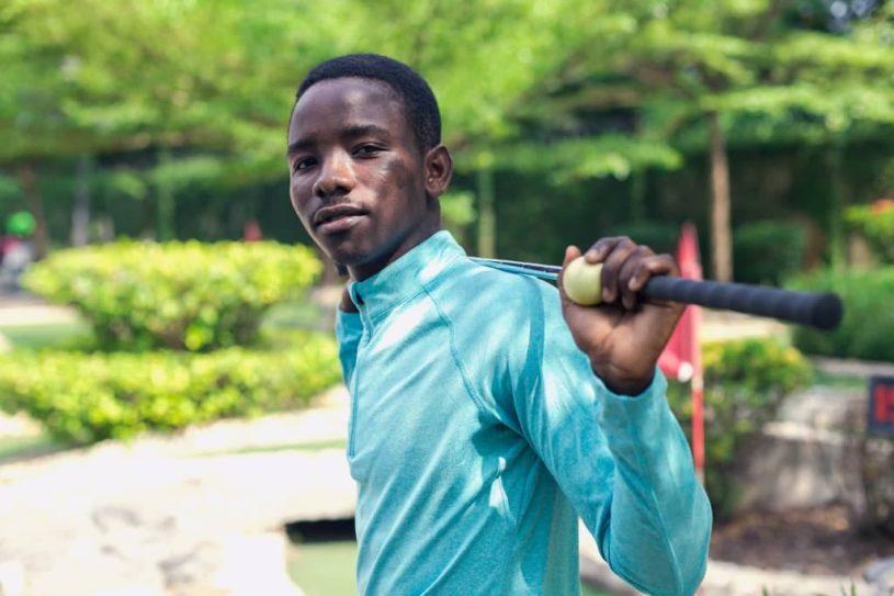 22-year old Enoch Nyarko shines as Sports Director