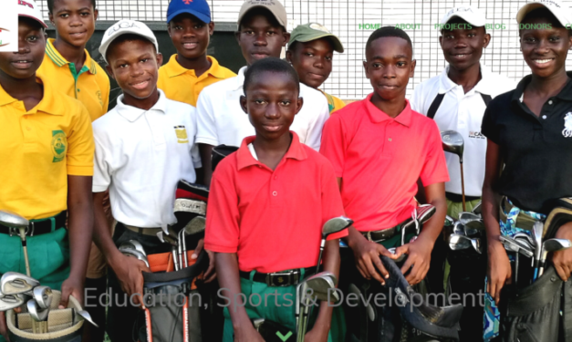 A swing into activities of Ace It Foundation