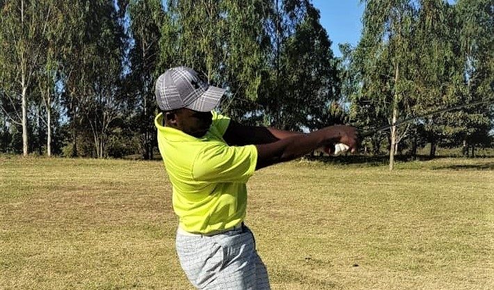 Frank Munyuah wins Monthly Mug at Ruiru Sports club
