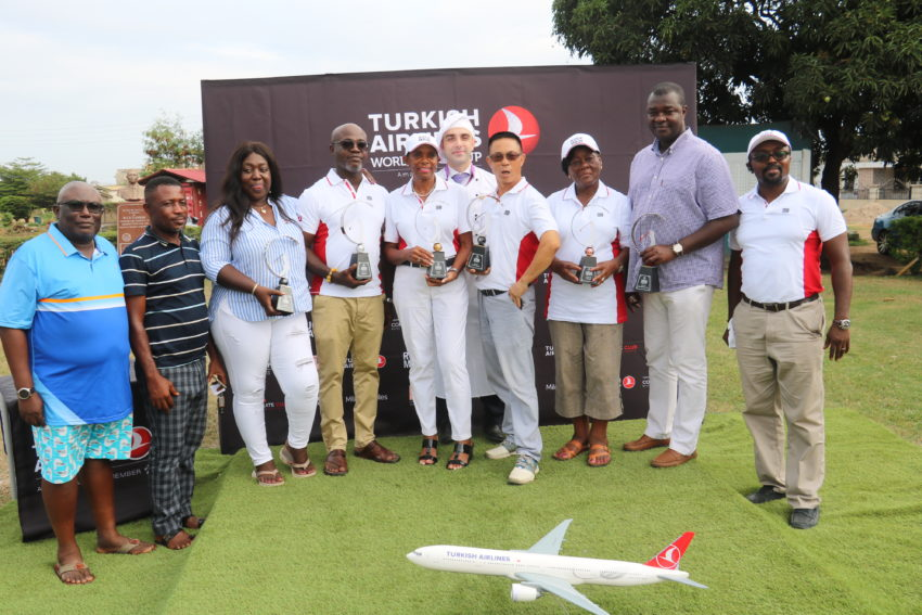 Celebrity Golf Club hosts Turkish Airlines World Golf Cup