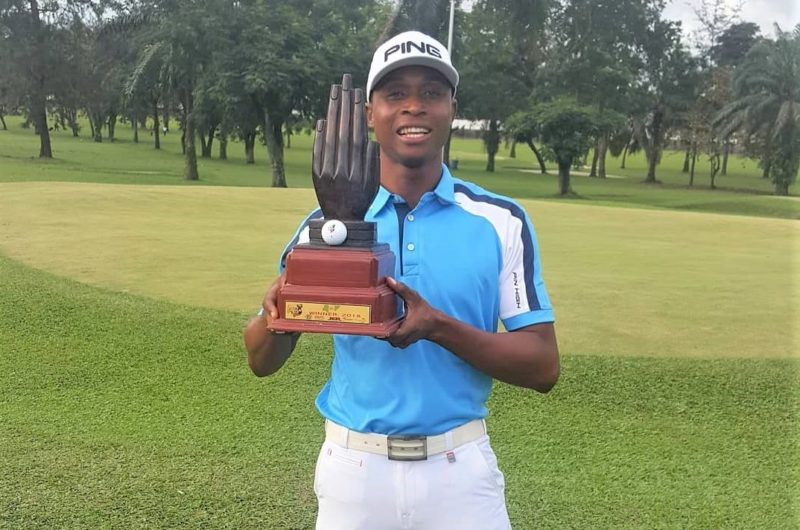 Vincent Torgah does it again! Wins 1st October Championship