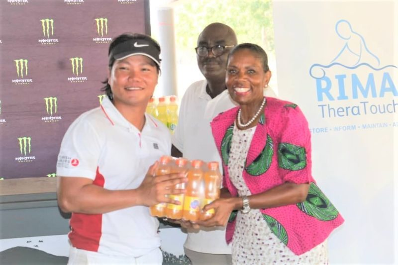 Coca-Cola November Monthly Medal in rousing finish