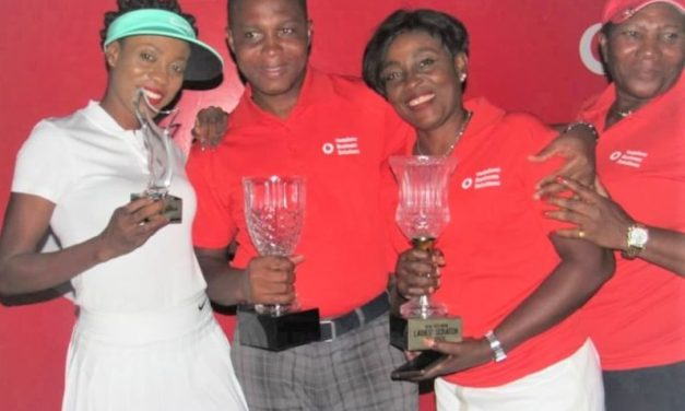 Vodafone delivers truckload of delightful experience at Tafo Open