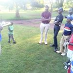 RUIRU SPORTS CLUB GIVES HONORARY GOLF CLINIC TO JUNIORS TO PRACTICE GOLF