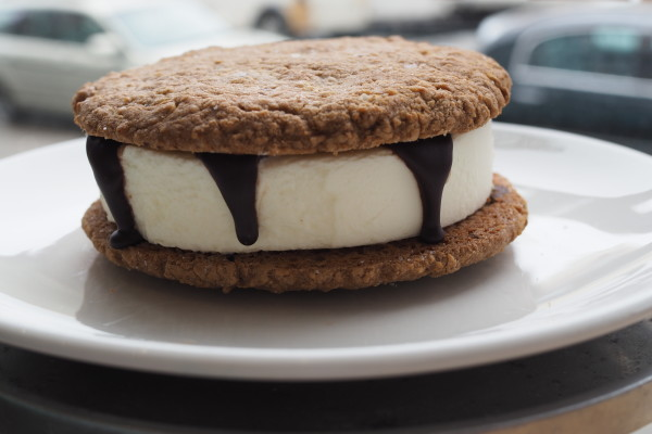 The Good Batch - The Goodwich Ice Cream Sandwich
