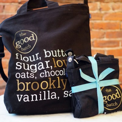 The Good Batch - Baker Bag