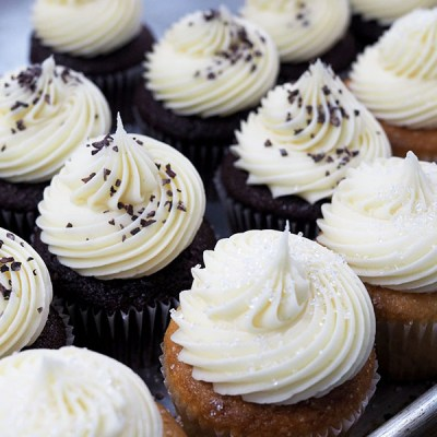 The Good Batch Cupcakes