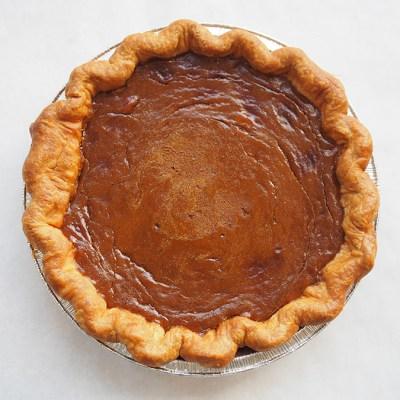Pumpkin Pie The Good Batch