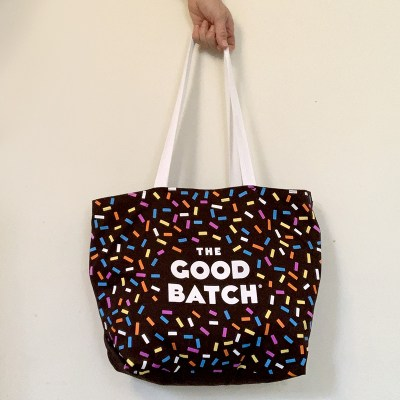 The Good Batch Bakery Merchandise Tote Bag