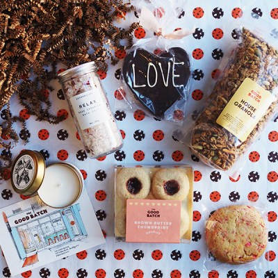 Valentines Day Cookies Women-Owned Business