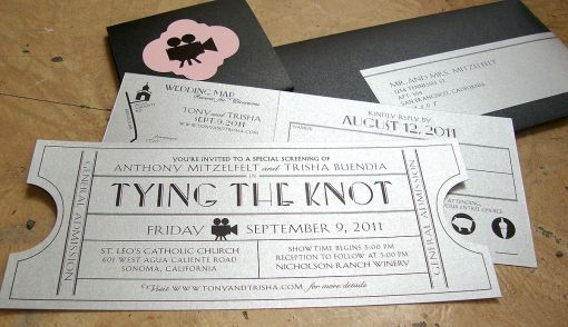 15 Quirky Wedding Invitations To Inspire You