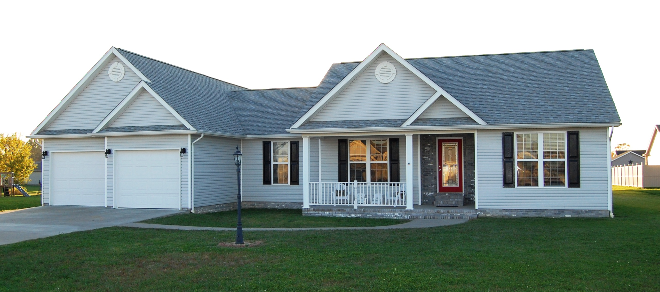 Exterior Home Makeover: Part III