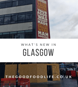 new in glasgow - june 2017