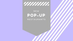Pop-up Restaurant Banner