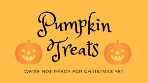 Pumpkin Treats