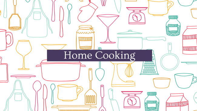 Featured Image - Home Cooking