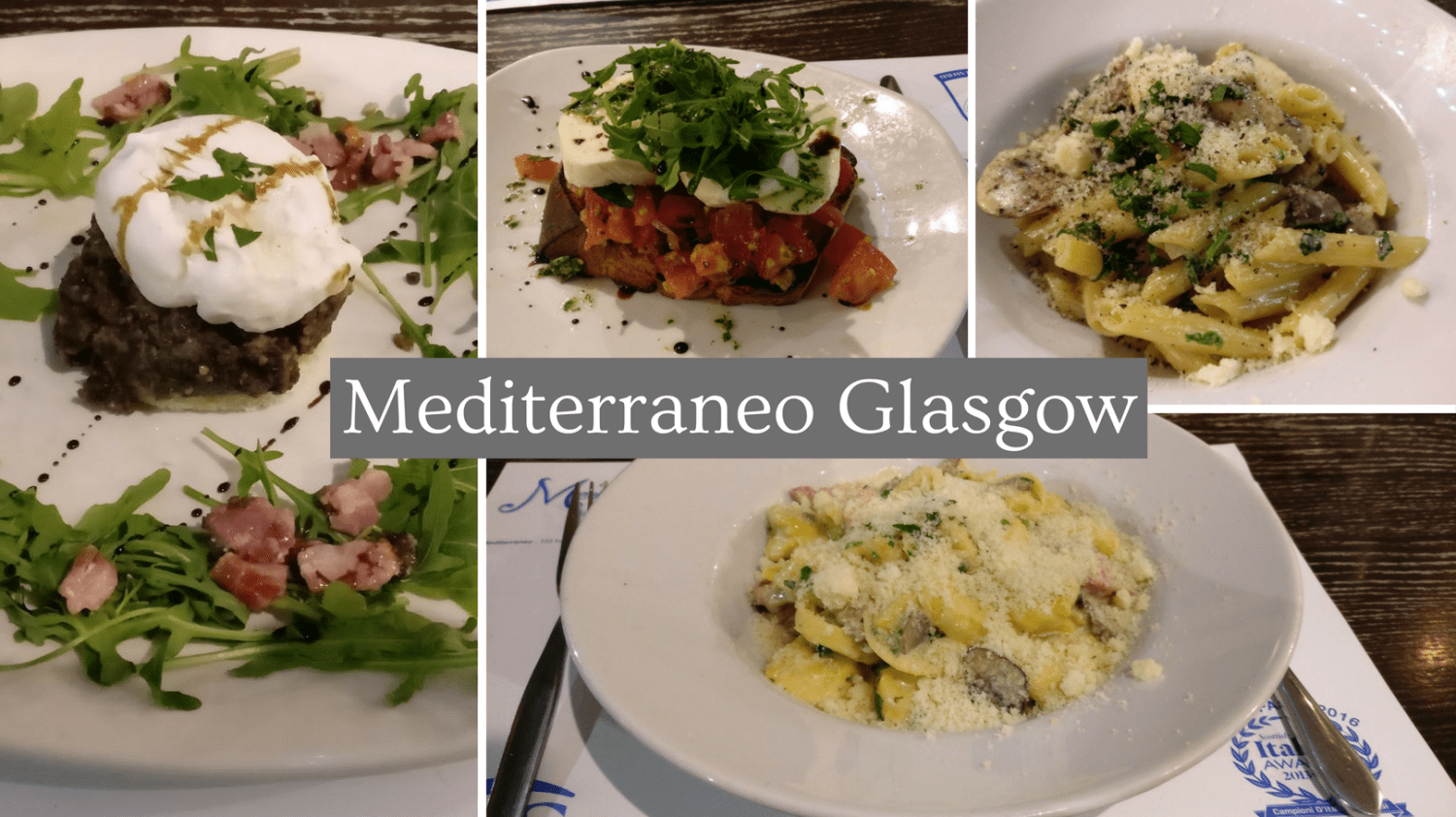 Featured Image - Mediterraneo Glasgow