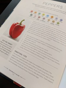 The Superfood Bible - Peppers page