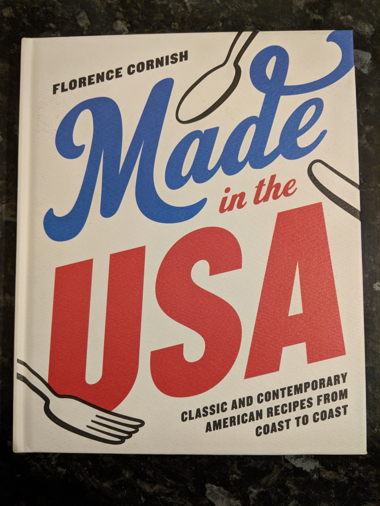 Made in the USA CookBook