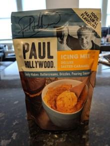Paul Hollywood - Salted Caramel Icing Mix