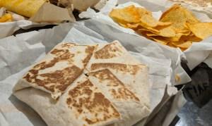 Taco Bell Crunchwrap