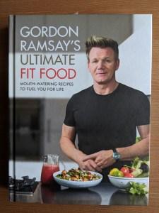 Gordon Ramsay FIT book