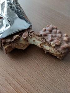 Grenade bar chunk - caramel