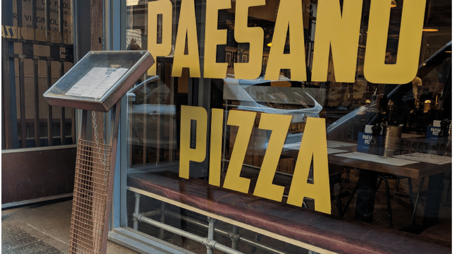 Featured Image - Paesano Pizza