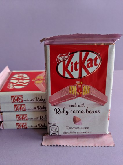 Ruby Kit Kat's