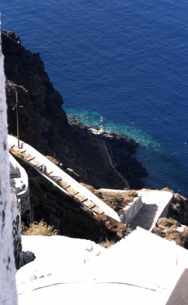 Santorini- Oia hiking trails