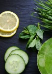 Green juice combinations