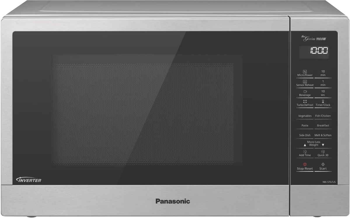 panasonic32l inverter sensor microwave