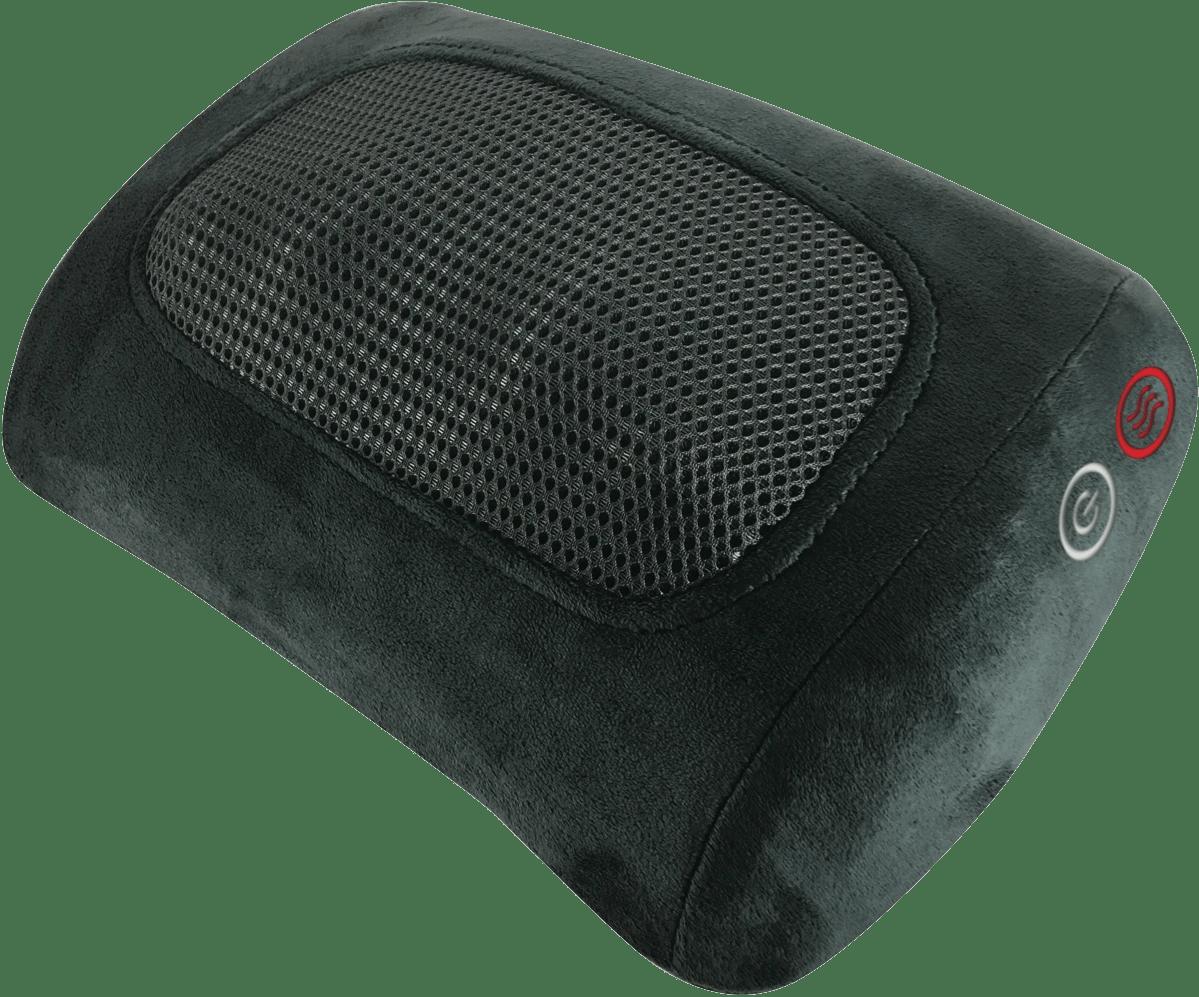 homedicsshiatsu massage pillow with heat