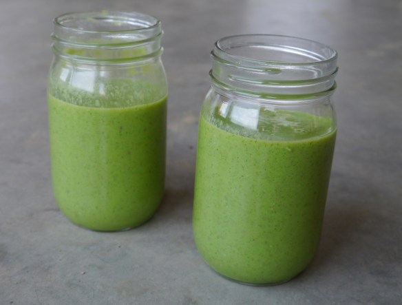 organic green smoothies