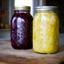 Homemade Sauerkraut & How it Taught Me to Grow a Life I Loved