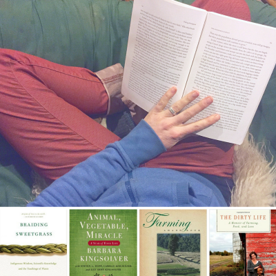 The Best Books for the Organic Farmer & Gardener, part 1