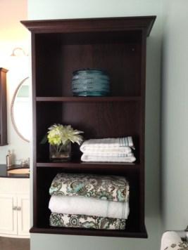 photo of Custom walnut cabinet