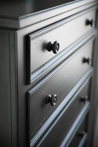photo of dresser detail