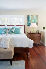 photo of Master bedroom showing more detail