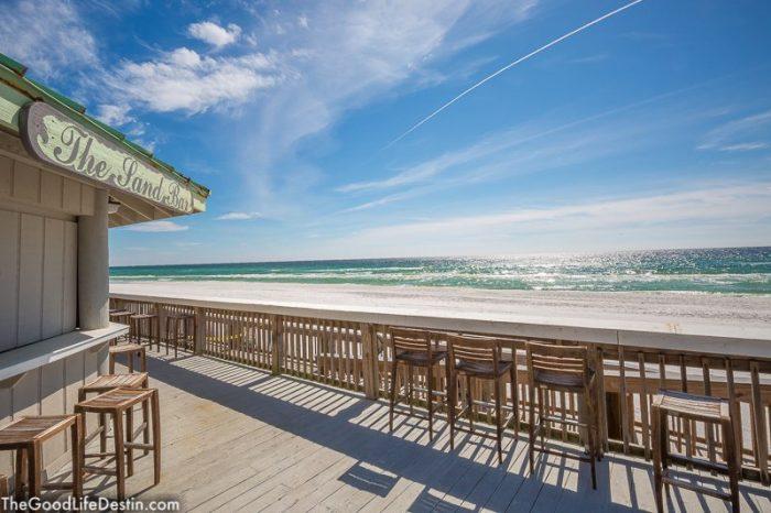 The Sand Bar Destin Florida