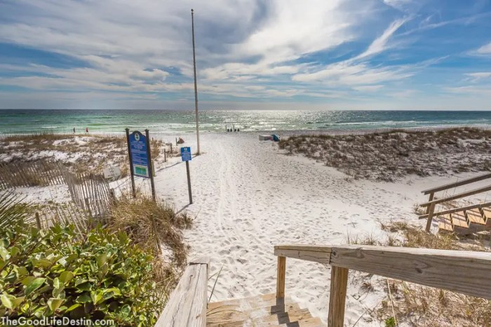 Crystal Beach Drive Destin Florida